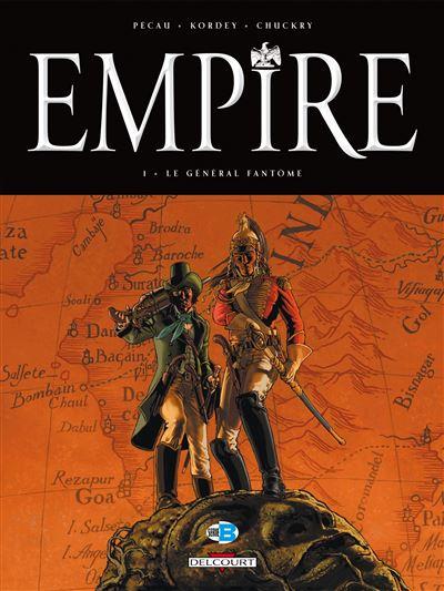 Empire T01 Général fantôme