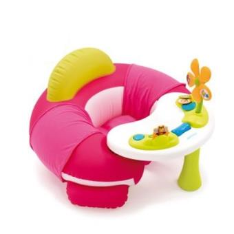 832461b6069e8f SMOBY COTOONS COSY SEAT ROSE - Eerste spelen - Fnac.be