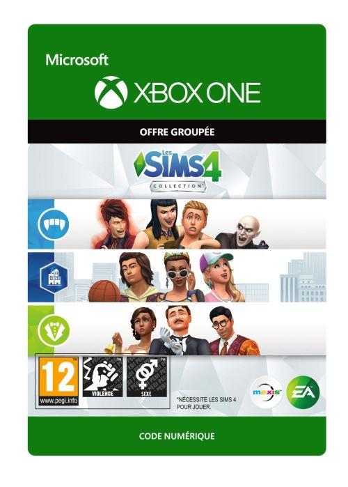 Code de téléchargement Xbox One : Les Sims 4 Offre de démarrage Contenu Supplémentaire