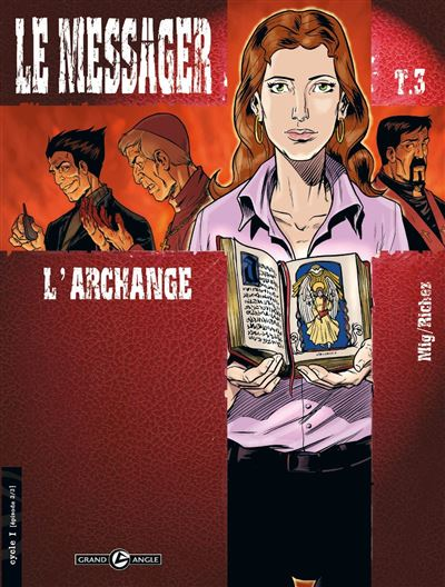 Le messager - volume 3 - L'archange