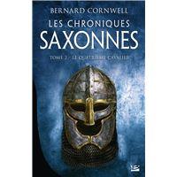 Les Chroniques saxonnes, T2 : Le Quatrième Cavalier
