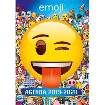Emoji Agenda 2019 2020