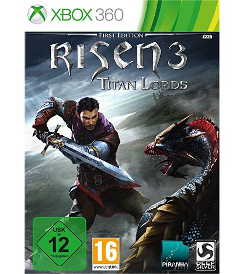 Risen 3 Titan Lords Xbox 360