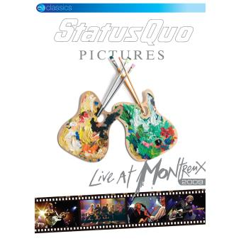 Live at Montreux 2009 Pictures DVD