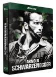 Coffret  Arnold Schwarzenegger Steelbook Edition Limitée Blu-Ray