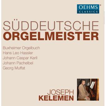 SOUTH GERMAN ORGAN MASTER/6CD
