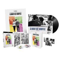 À Bout de Souffle Edition Collector Blu-ray 4K Ultra HD