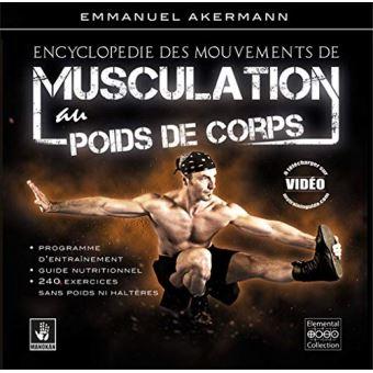 Musculation au poids de corps