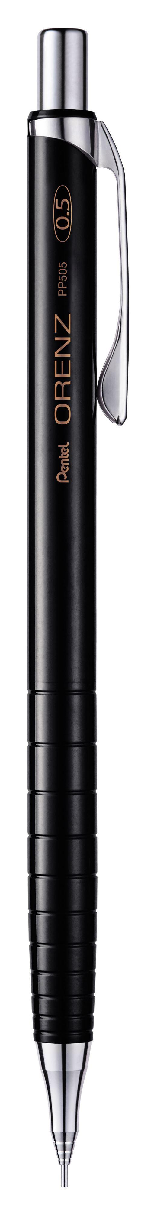Portemines Pentel Orenz 0,5 mm Noir