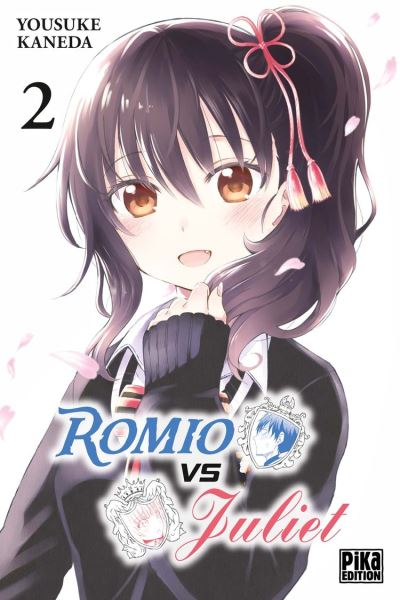 Romio vs Juliet T02 - 9782811648916 - 4,49 €