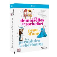 Coffret Jacques Demy Blu-ray