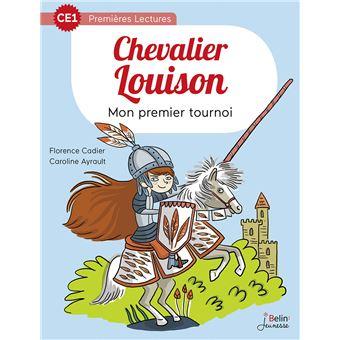 Chevalier LouisonMon premier tournoi Niveau CE1