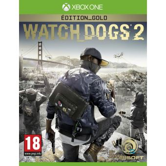 WATCH DOGS 2 GOLD EDITION MIX XONE