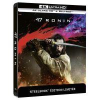 47 Ronin Steelbook Blu-ray 4K Ultra HD