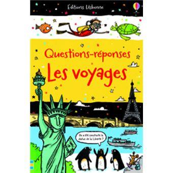 Questions-réponses Les voyages
