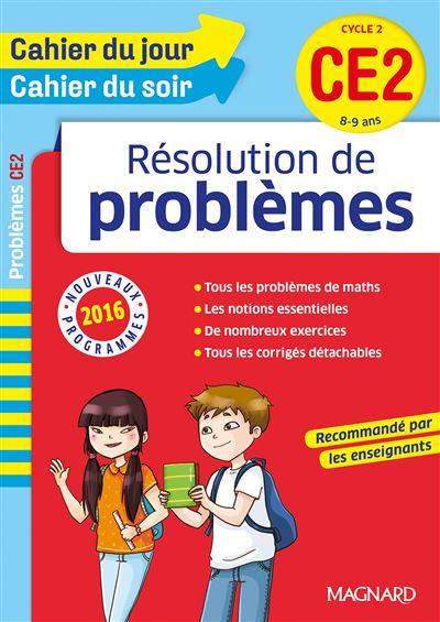 Résolution de problèmes CE2, Cycle 2