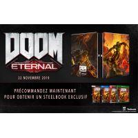 Bonus de commande Steelbook Doom Eternal
