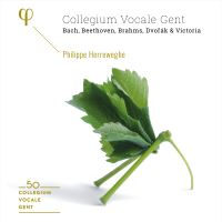 Collegium Vocale Gent 50ème Anniversaire