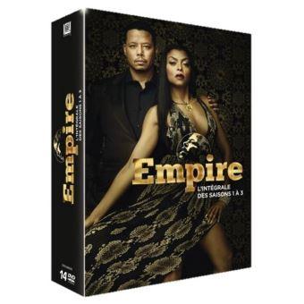 EmpireCoffret Empire Saisons 1 à 3 DVD