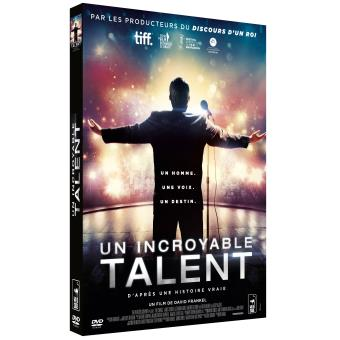 Un incroyable talent DVD