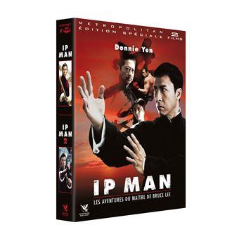 Ip ManCoffret Ip Man 1 et 2 DVD