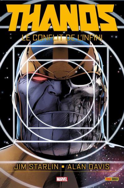 Thanos - Le conflit de l'infini - 9782809482584 - 12,99 €