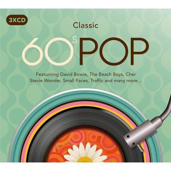 Classic 60s pop