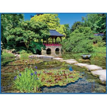 Hasbro mb puzzle g o jardin japonais leverkusen for Achat jardin japonais