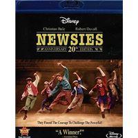 Newsies - The News Boys 20th Anniversary Edition Blu-Ray