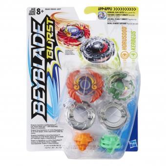 Pack duel Beyblade Burst