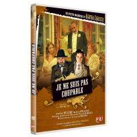 Les petits meurtres d'Agatha Christie Je ne suis pas coupable DVD