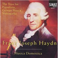 Trios For Pianoforte, Ger
