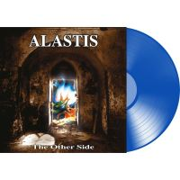 The Other Side Edition Limitée Vinyle Bleu Transparent