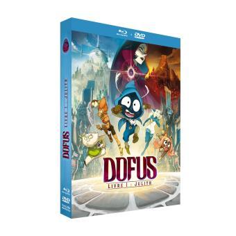 DofusDofus Le Film Livre 1 : Julith  - Exclusivité Fnac Combo Blu-ray + DVD