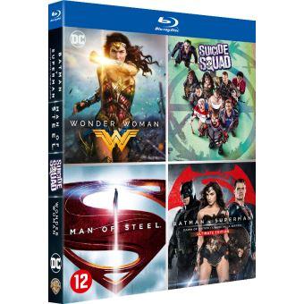 Wonder WomanCoffret DC Comics Blu-ray