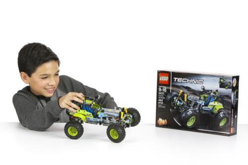 Lego® Bolide 42037 Le Terrain Tout Technic Y76vbfgy