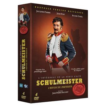 Schulmeister, espion de l'empereurSCHULMEISTER-COFFRET-FR