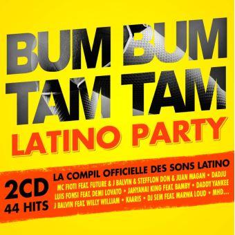 Bum Bum Tam Tam Latino Party Coffret - Luis Fonsi - Demi ...
