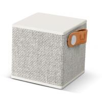 Enceinte Fresh'n Rebel Rockbox Cube Fabriq Edition Gris Clair