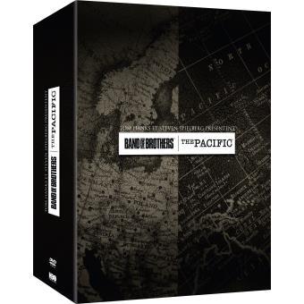Band of brothers - The Pacific - Coffret des 2 séries - Edition Limitée