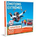 SMAR Coffret cadeau Smartbox Emotions extrêmes