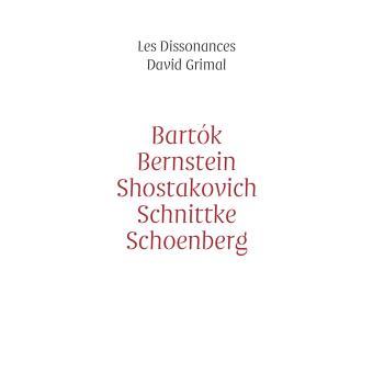 Bartòk Bernstein Chostakovitch Schnittke Schoenberg Coffret