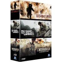 Coffret Unités spéciales 3 Films DVD