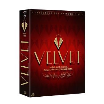 VelvetVelvet Coffret Saisons 1 et 2 DVD