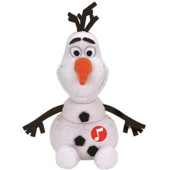Peluche Disney Frozen - Olaf con sonido