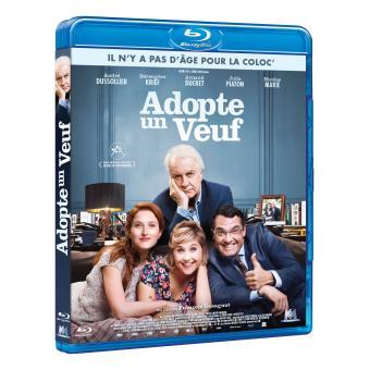 Adopte un veuf Blu-ray