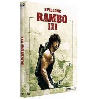 Rambo III DVD
