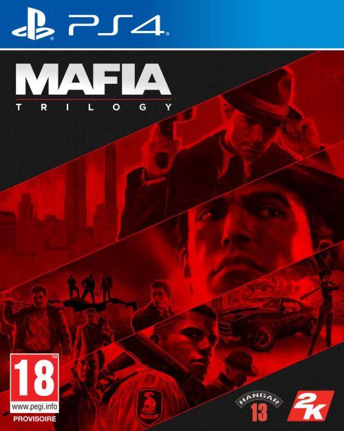 Mafia : Trilogy PS4