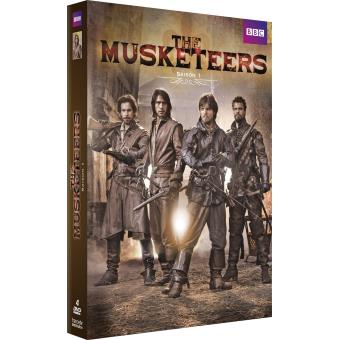 The MusketeersThe Musketeers Intégrale de la Saison 1 DVD