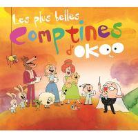 Plus belles comptines d'Okoo